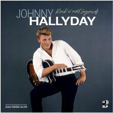 Rock 'n' Roll Legends - Vinile LP di Johnny Hallyday