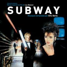 Subway (Colonna Sonora) - Vinile LP di Eric Serra