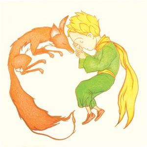 Giocattolo Carnet per la colorazione Il Piccolo Principe Avenue Mandarine 6