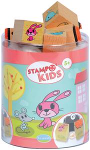 Giocattolo Stampo Kids. Allegri Animaletti AladinE 0