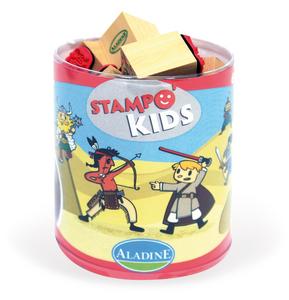Giocattolo Stampo Kids. Guerrieri AladinE 0