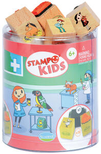 Stampo Kids. Veterinario