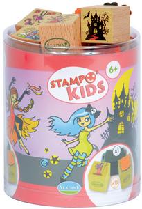 Giocattolo Stampo Kids. Streghe AladinE 0