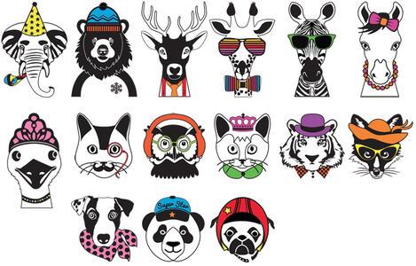 Stampo Kids. Animali Spiritosi - 3