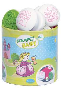 Stampo Baby. Principesse