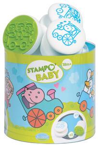 Stampo Baby. Trenino