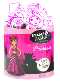 STAMPO FASHION PRINCESS ICE