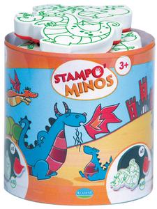 Giocattolo Stampo Minos. Draghi AladinE 0