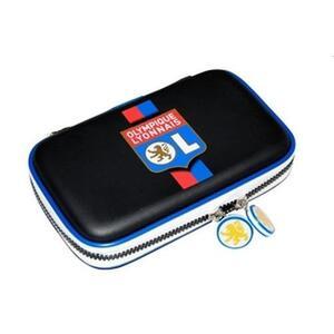 3ds / Dsi / Ds Lite Carry Case Custodia Olympique Lione Nera