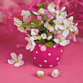 Cartoleria Biglietto d'auguri Beyler-Fleurs En Ros Sin Adesso