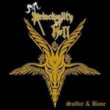 Sulfur and Bane (Digipack) - CD Audio di Principality of Hell