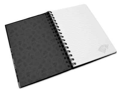 Notebook Game Of Thrones - Stark - 2