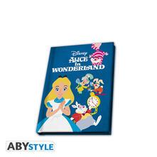 Quaderno A6 Disney Alice In Wonderland