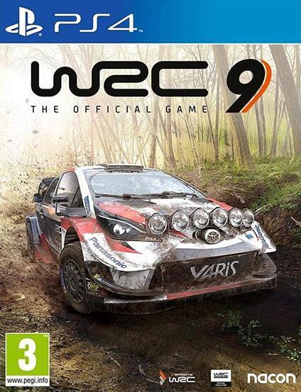 Gioco per PS4 WRC 9
