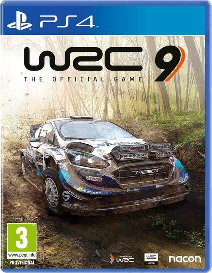 WRC 9 (Versione EU, Italiano incluso) PlayStation 4