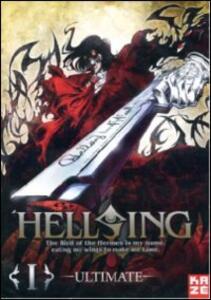 Hellsing Ultimate. Vol. 1 - DVD