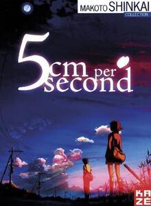 5 cm per second (3 DVD)<span>.</span> Collector's Edition di Makoto Shinkai - DVD