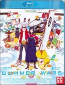 Summer Wars di Mamoru Hosoda - Blu-ray