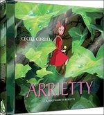 Cover CD Arrietty
