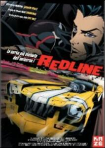 Redline di Takeshi Koike - DVD
