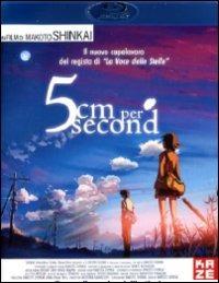 Cover Dvd 5 cm per second (Blu-ray)