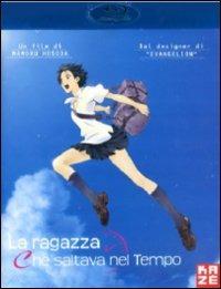 Cover Dvd ragazza che saltava nel tempo (Blu-ray)