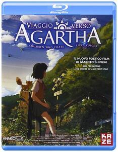 Il viaggio verso Agartha di Makoto Shinkai - Blu-ray