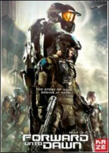 Halo 4. Forward Unto Dawn - DVD