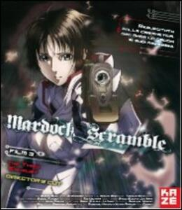 Mardock Scramble. The Third Exhaust di Susumu Kudo - Blu-ray