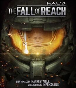 Halo. The Fall of Reach di Ian Kirby - Blu-ray