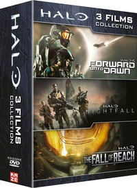 Cover Dvd Halo. 3 Films Collection (DVD)
