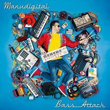 Bass Attack - Vinile LP di Manudigital