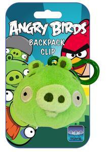 Peluche a Clip Angry Birds Assortiti - 5