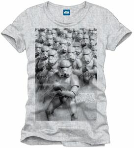T-Shirt uomo Star Wars. Band of Troopers