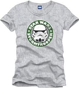 T-Shirt uomo Star Wars. Stormtrooper Emblem