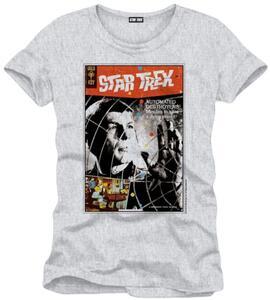 T-Shirt uomo Star Trek. Poster
