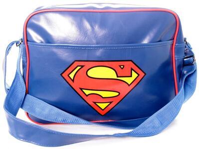 Borsa Superman. Logo