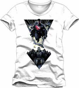 T-Shirt uomo Superman. Man of Steel Krypton Force