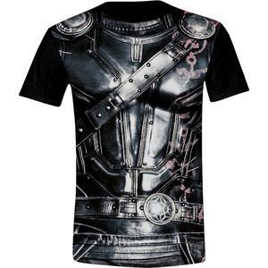T-Shirt Unisex Tg. XL Thor: Ragnarok. Thor Costume Black