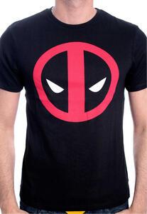 T-Shirt uomo Deadpool. Logo