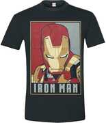 Idee regalo T-Shirt uomo Iron Man. Obey Style TimeCity