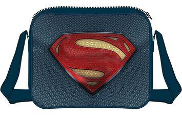 Cartoleria Borsa a Tracolla Batman v Superman. Superman Logo TimeCity