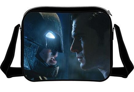 Borsa a Tracolla Batman v Superman. Face to Face