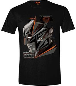 T-Shirt unisex Batman v Superman. Cubic Head