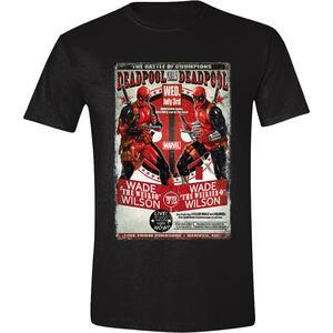 T-Shirt unisex Deadpool. Deadpool Vs Deadpool