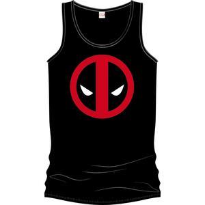 Canotta unisex Deadpool. Logo