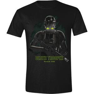 T-Shirt Unisex Star Wars Rogue One. Death Trooper Fog