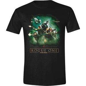 T-Shirt Unisex Star Wars Rogue One Poster