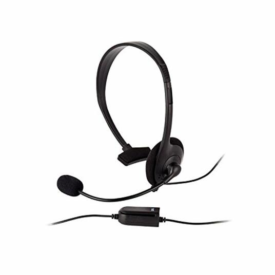 Under Control–Cuffie PS4/PS4Wired Headset