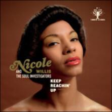 Keep Reachin' Up - Vinile LP di Nicole Willis